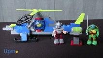 Teenage Mutant Ninja Turtles Half-Shell Heroes Turtle Chopper from MEGA Bloks