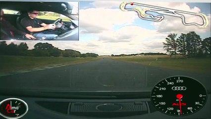 Votre video de stage de pilotage B100140116ALMA0001