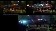 Effets spéciaux de Star Wars VII : bluffant! Star wars the force awakens VFX