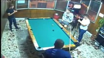 Most lucky Pool Tricks ever filmed during Game!