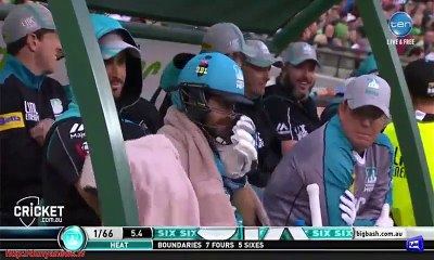 watch Lynn Smashes Five Sixes in a Row