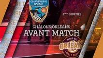 Avant-Match - J17 - Orléans se déplace à Châlons-Reims