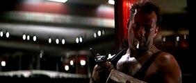 Die Hard : John McClain vs Hans Gruber (Yippee Ki Yay)