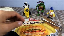 Shaun le mouton Shaun the sheep Mac Donalds toys timmy time TMNT SpongeBob toys knacki