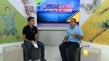 Participação no Correio Esporte, falando sobre o Conselho Arbitral do Campeonato Paraibano 2016