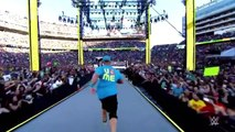 WWE John Cena vs Kevin Owens show