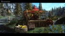 TES V Skyrim Mods: Merchants of Skyrim by Darkfox127