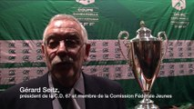 Réactions à l'issue du tirage au sort des 32es de finale de Coupe Gambardella 2015 - 2016