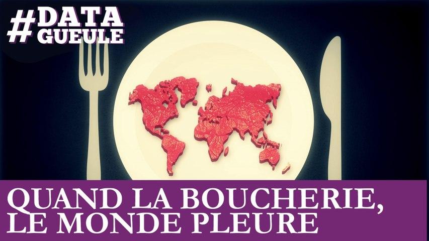 Quand la boucherie, le monde pleure #DATAGUEULE 55