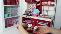 American Girl Doll House Room Tour - Kitchen ~HD~