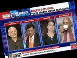 Indian journalist Arnab goswami makes Fun of Pakistan & Reham khan sitting like a dumb in front of him