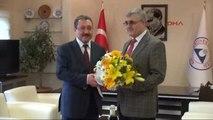 Kayseri Erü'nün Yeni Rektörü Prof. Dr. Muhammet Güven Oldu