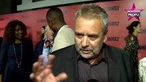 Luc Besson au cœur d'un nouveau scandale ! (vidéo)