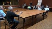 Action Volley Santé chez les Petites Sœurs des Pauvres