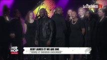 EXCLUSIF. Kery James interprète «Vivre ou mourir ensemble» en live