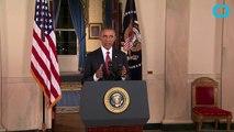 Former Defense Secretary Hagel Criticizes Obama On Syria