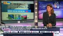 Idées de placements: OuiCar, un site de location de voitures entre particuliers - 14/01
