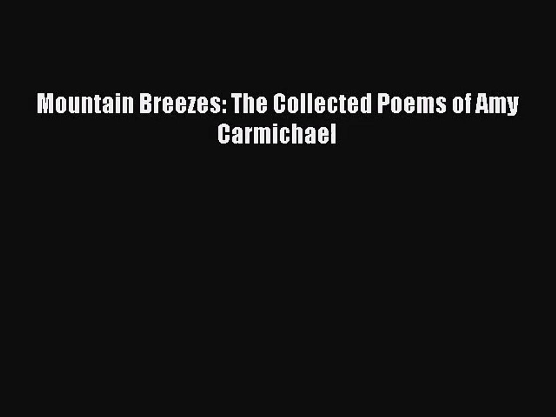 Amy Carmichael Poems 7