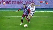 Beşiktaş 1-0 1461 Trabzon Gol Cenk Tosun 14 OCAK 2016