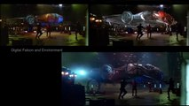 Star Wars: The Force Awakens - Special effects (making of)