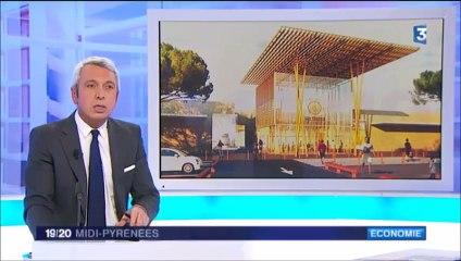 France3 19/20 Midi Pyrénées 12/01/16 : Val Tolosa, réunion de conciliation à l'Élysée