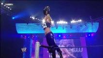 WWE SmackDown! 091908 Divas Championship Match Michelle McCool vs. Maryse