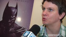 Batman Arkham Origins (HD) Entrevista en HobbyConsolas.com