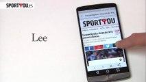 Sportyou Up&Down, la app para leer información deportiva
