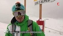 Avalanche mortelle aux Deux Alpes : le hors-piste coûte que coûte