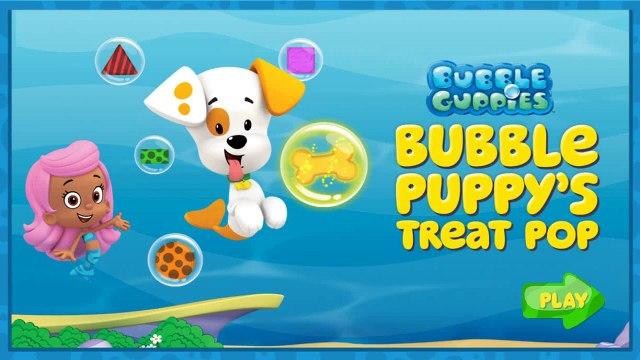 Bubble Guppies - Bubble Puppys Treat Pop - Bubble Guppies Games For Kids