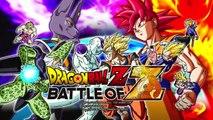 Dragon Ball Z Battle Of Z : Bills Y Wiss VS Enemigos De Dragon Ball Z - Dejad De Morir :(