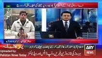 ARY News Headlines 15 January 2016, ARY Islamabad Office Inciden