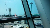 Turkey Ata Turk Istanbul Airport, Turkish Airlines, Turkish Airport, beautiful airport, 737
