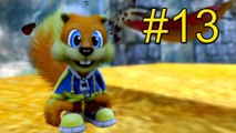Conker Live and Reloaded {XBox} часть 13 — Ван Хелсинг 2