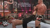 WWE Network: Cena, Angle, HBK, Kane, Masters & Carlito vie for WWE Title: New Year's Rev