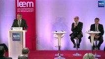 Intervention de Philippe Barrois lors de la conférence des voeux à la presse du Leem - 13 janvier 2016