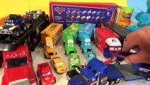 MegaBloks Mack & Lightning McQueen 7769 Disney Pixar Cars Lego Blocks 8486 Macks Team Tru