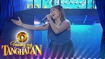 Tawag Ng Tanghalan: Jessa Montefalcon is the new Defending Champion