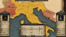 Total War Attila - The Last Roman - Part 6 - Visigoths v Ostrogoths!
