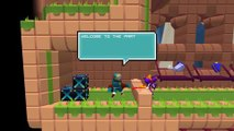 Gameplay de la beta de Megabyte Punch en HobbyConsolas.com