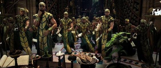 Gods Of Egypt Bande-annonce VF