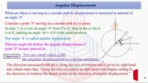 how to apply angular velocity to solid cylinder - video
