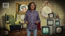 Why do mirrors flip things horizontally but not vertically? | James May Q&A | Head Squeeze
