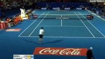Roger Federer vs Andy Murray Highlights ᴴᴰ IPTL 2015