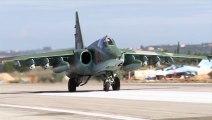 Buzz : Des avions syriens escortent l'aviation russe pour une sortie !
