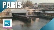 L'histoire du Canal Saint-Martin | Archive INA