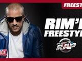 Freestyle de Rim'K dans Planète Rap !