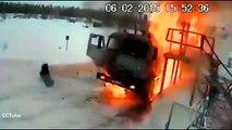 Car Crash Compilation || accidente de tráfico #164