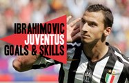 Zlatan Ibrahimovic best moments with Juventus F.C  ( Goals & skills - 2004/2006)