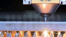ENSIS AJ Fiber Laser Cutting System